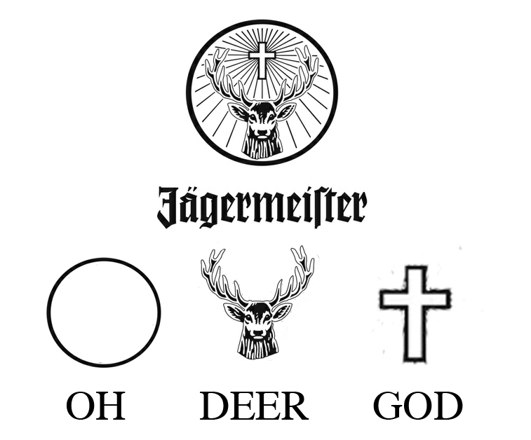 The Real Meaning Behind The Jägermeister Logo | OC Weekly