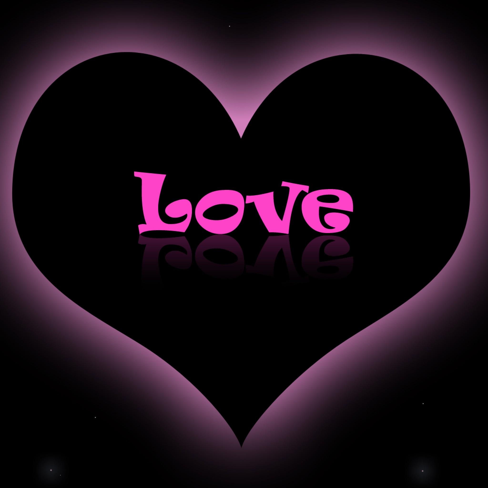 beautiful 3d love heart - photo #34