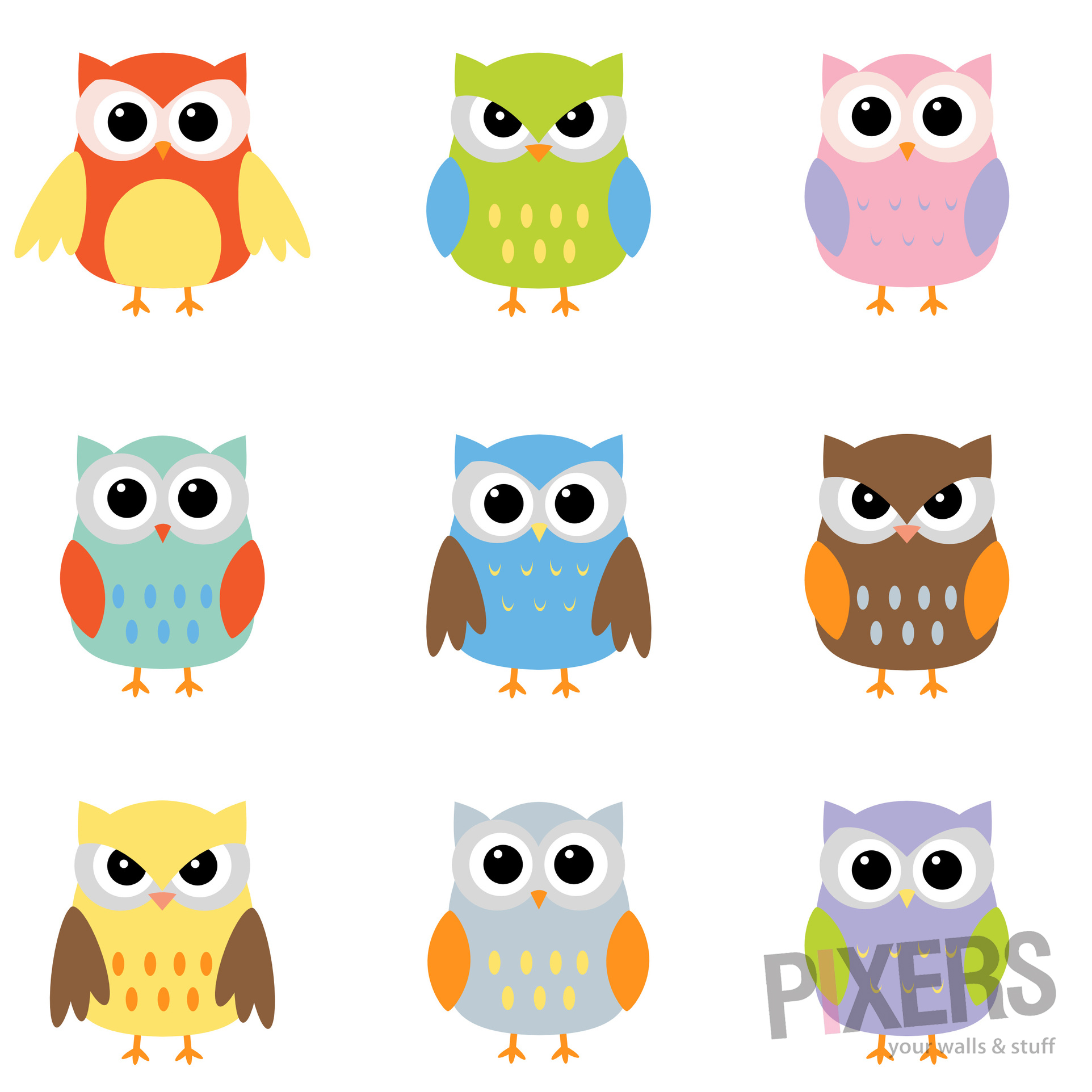Awesome Owl Decorations For Your Home - pixersize.com