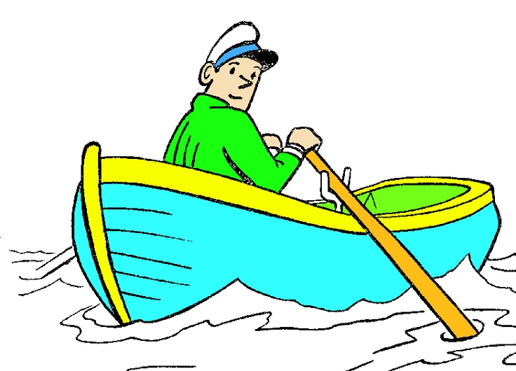 Row Boat Clipart - Cliparts.co