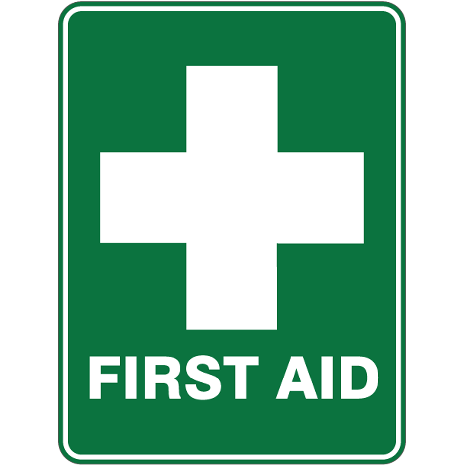 Wild image regarding first aid sign printable