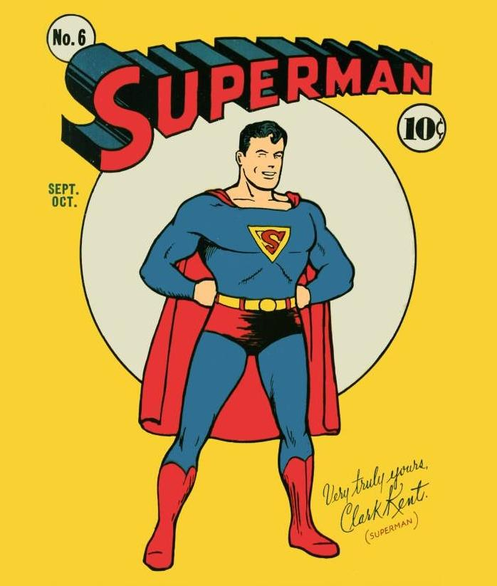 The Incredible 75-Year Evolution Of The Superman Logo | Business ...