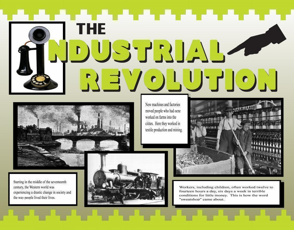 the great revolution of the it industry The industrial revolution was a period of major industrialization that took place during the late 1700s and early 1800s industry trends, and advisor education the industrial revolution began in great britain and quickly spread throughout the world.