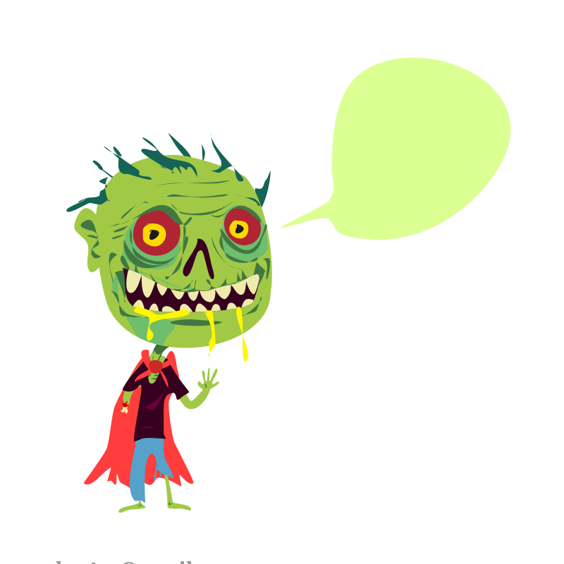 zombies clipart - photo #46