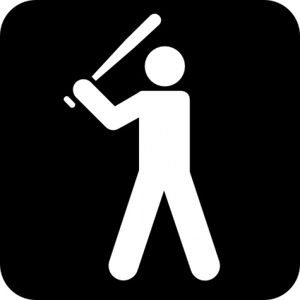 Baseball Field clip art - Download free Human vectors