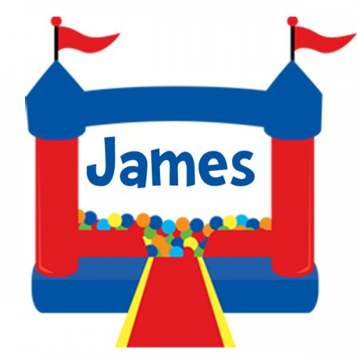 free bounce house clipart - photo #4