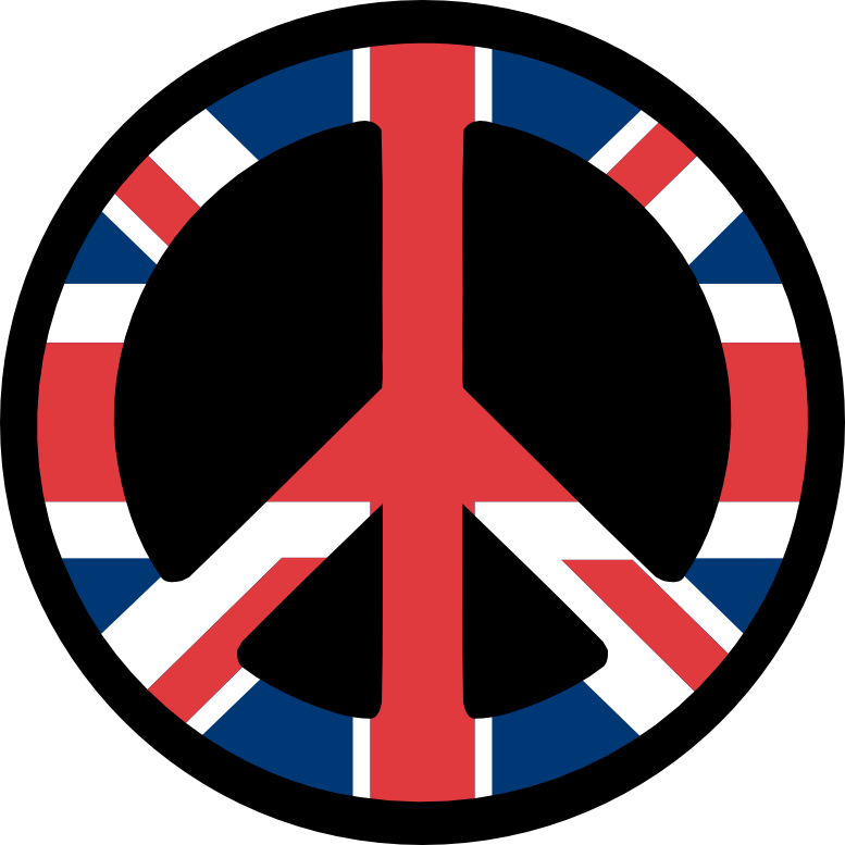 Scalable Vector Graphics Uk Flag Peace Sign scallywag peacesymbol ...