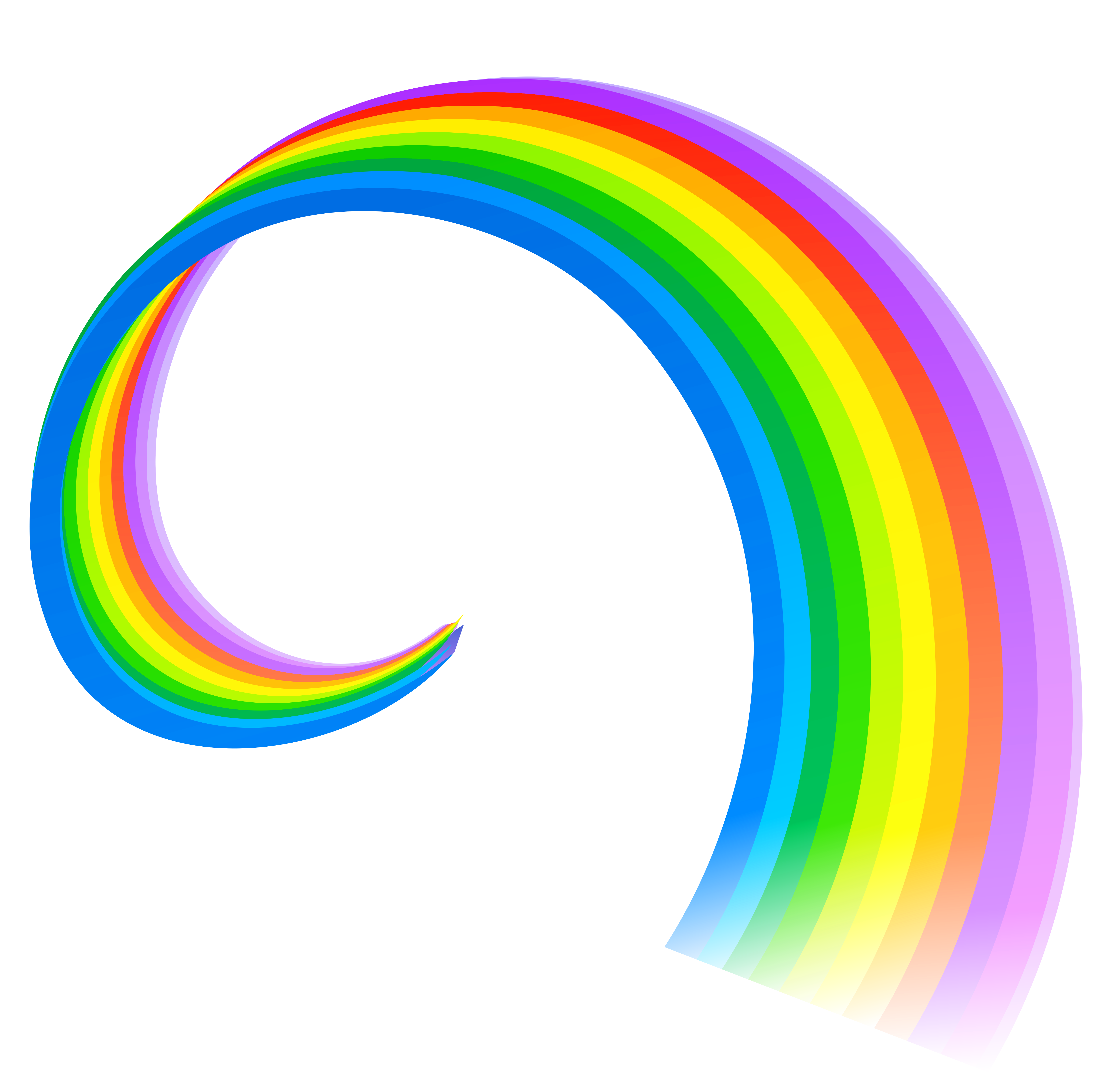 Images Of Rainbows - Cliparts.co