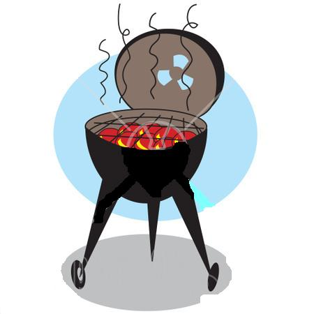 Bbq Grill With Fire Clipart | Clipart Panda - Free Clipart Images