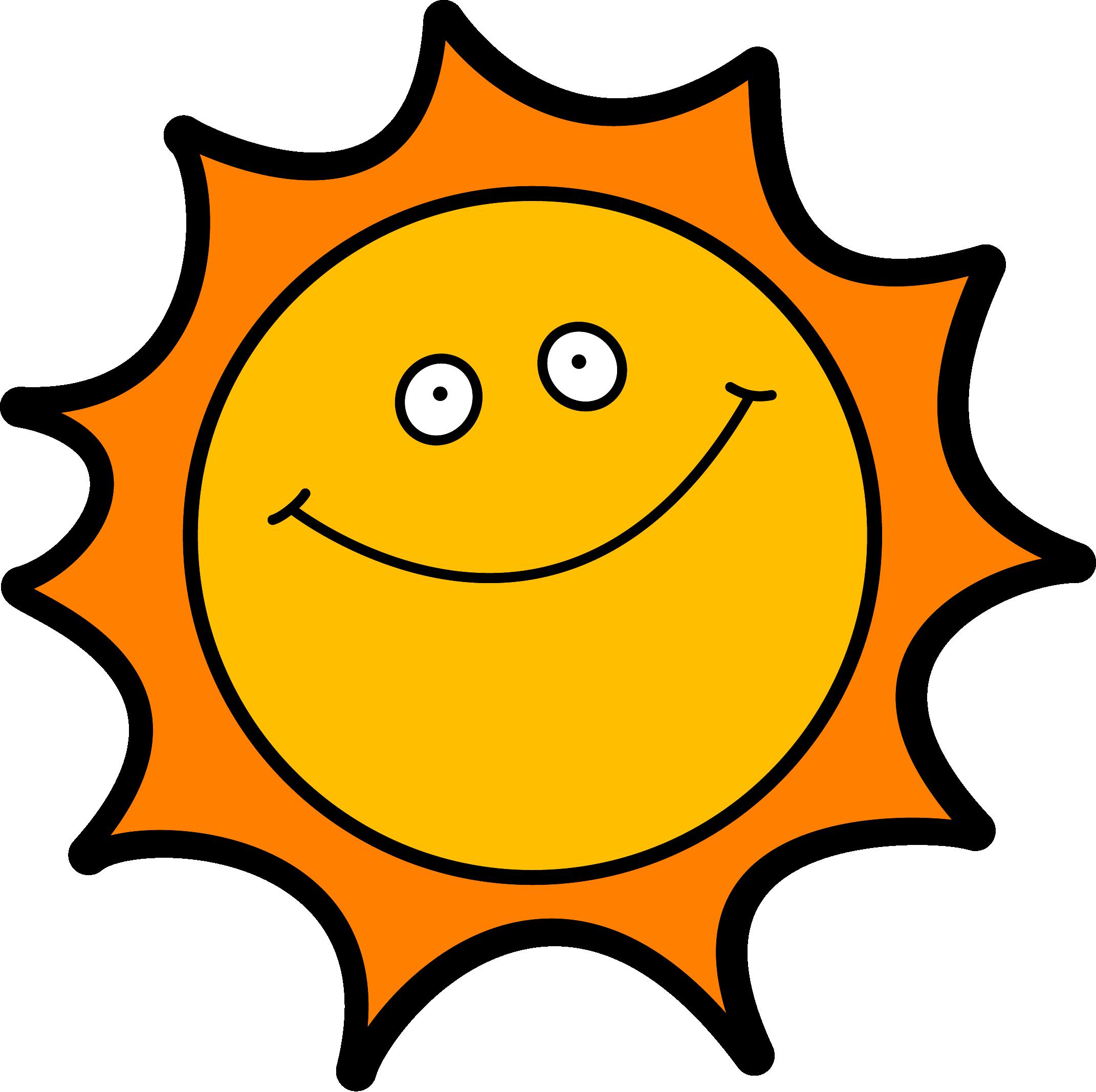 Summer Sun Clip Art - Cliparts.co