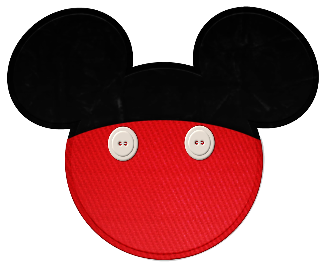 clipart mickey mouse ears - photo #40