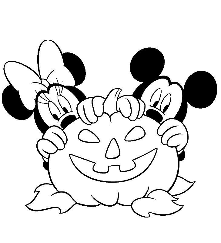 mickey ears coloring pages - photo#49