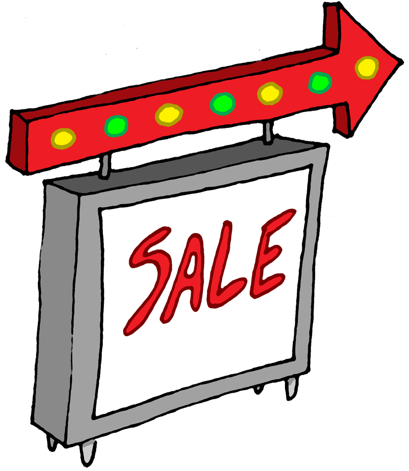 For Sale Sign Clip Art - Cliparts.co