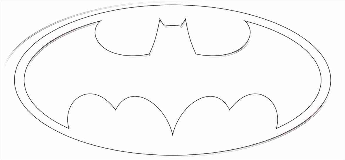 coloring pages batman printable logo - photo#8