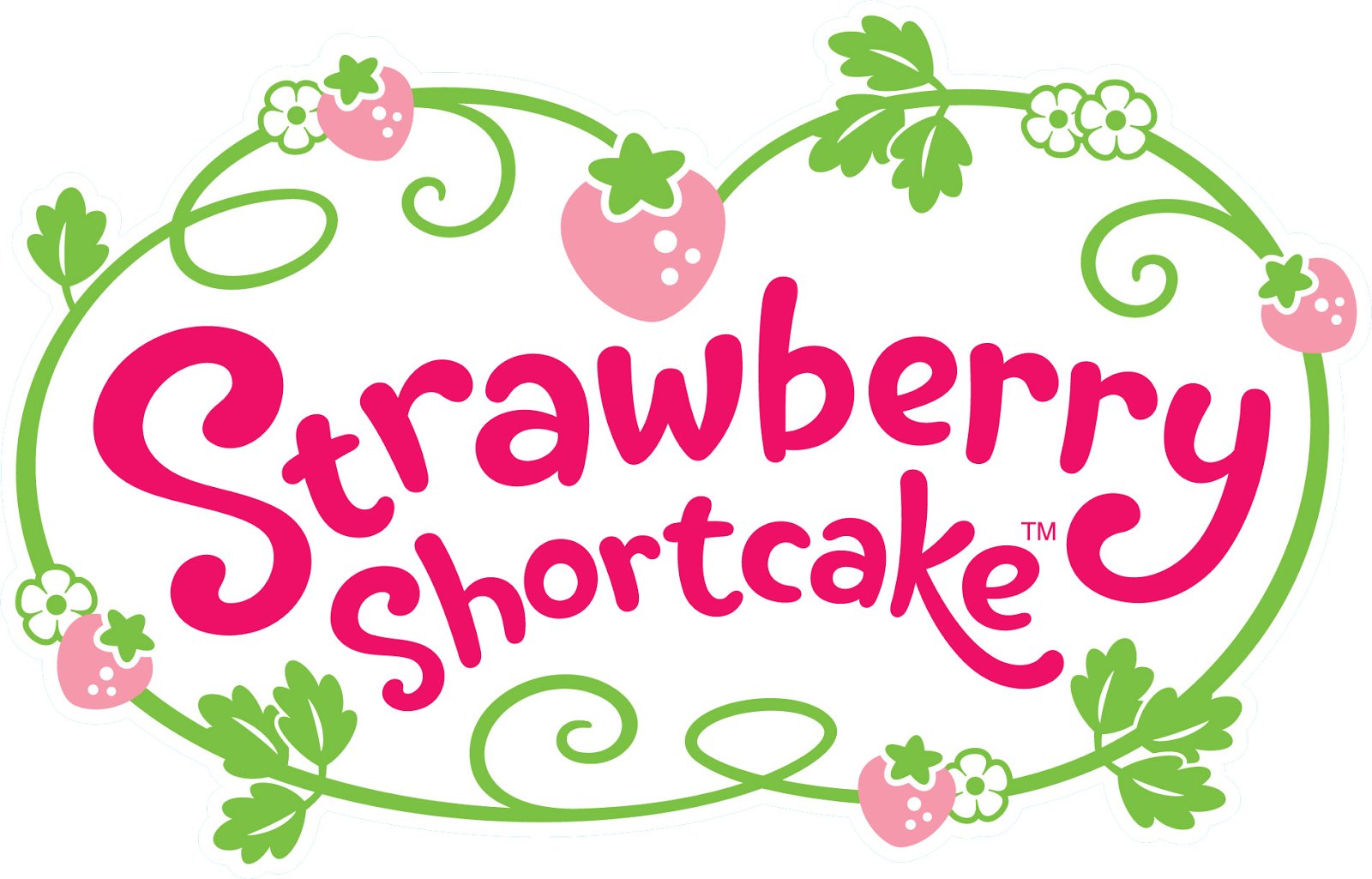 original strawberry shortcake wallpaper