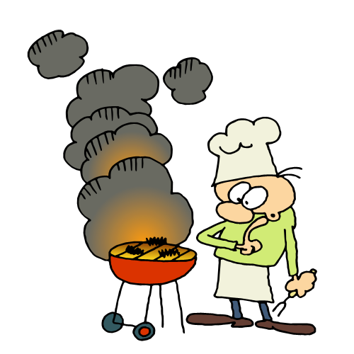 Eatingrecipe.com Church Cookout Clipart - Cliparts.co
