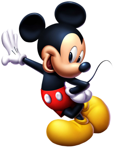 Disney's Mickey Mouse Clipart 3 --> Disney-