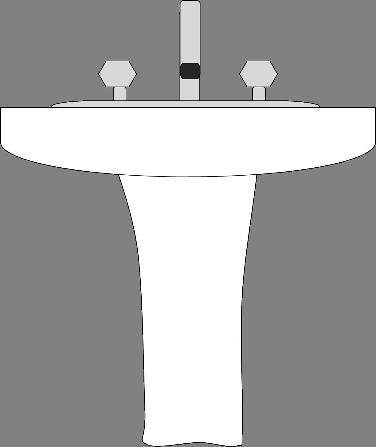 Free Bathroom Clip Art