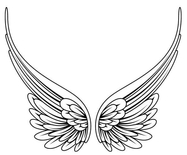 Angels Wings - ClipArt Best