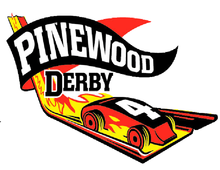 Pinewood derby clip art cliparts