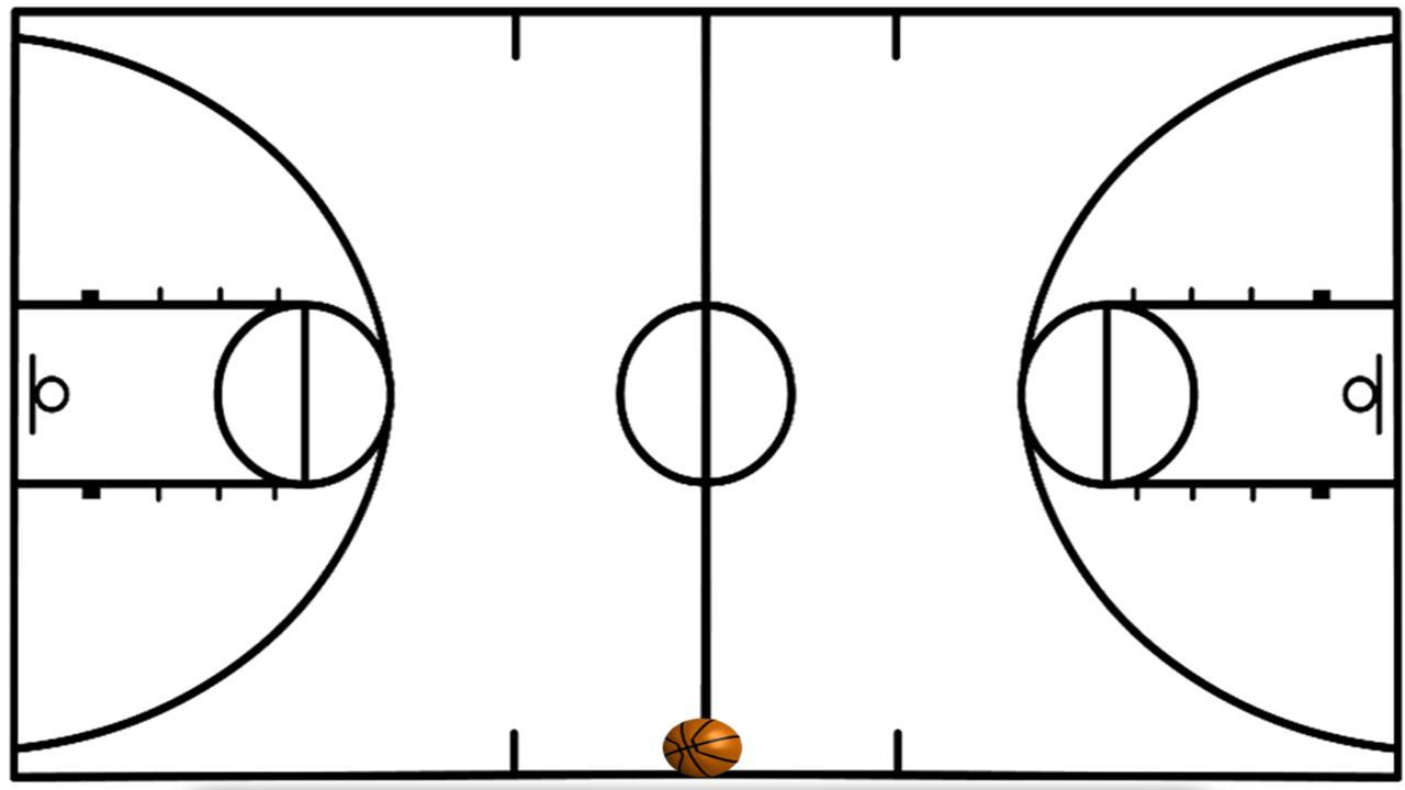 Basketball Court Clip Art - Cliparts.co