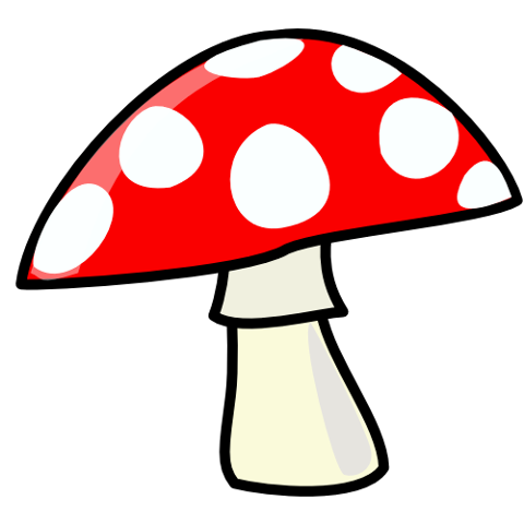Image - Mushroom cartoon.png - Mycology Wiki: cliparts.co/mushroom-cartoon-pictures
