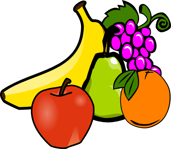 clip art fruit snacks clipart rh worldartsme com clip art fruit baskets clip art fruit smiles