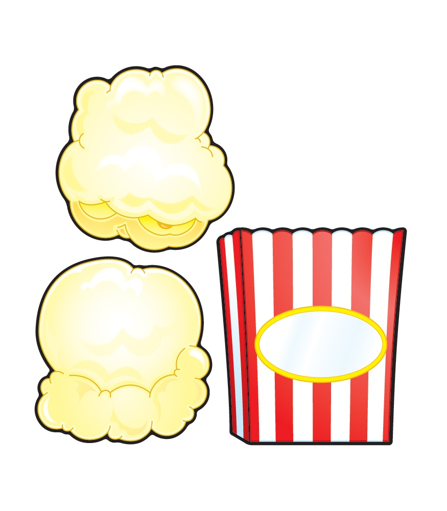 Images For > Popcorn Kernel Drawing