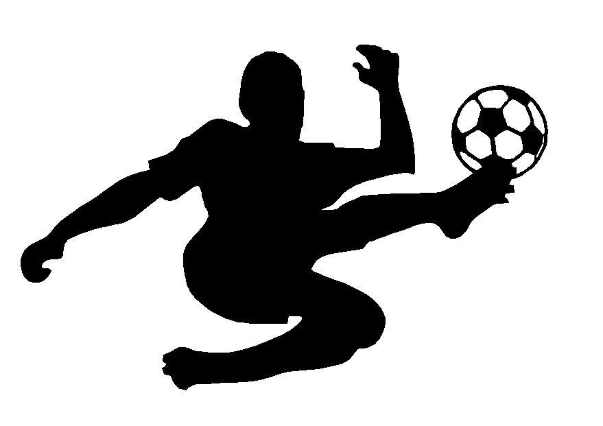 Cartoon Soccer Player - Cliparts.co