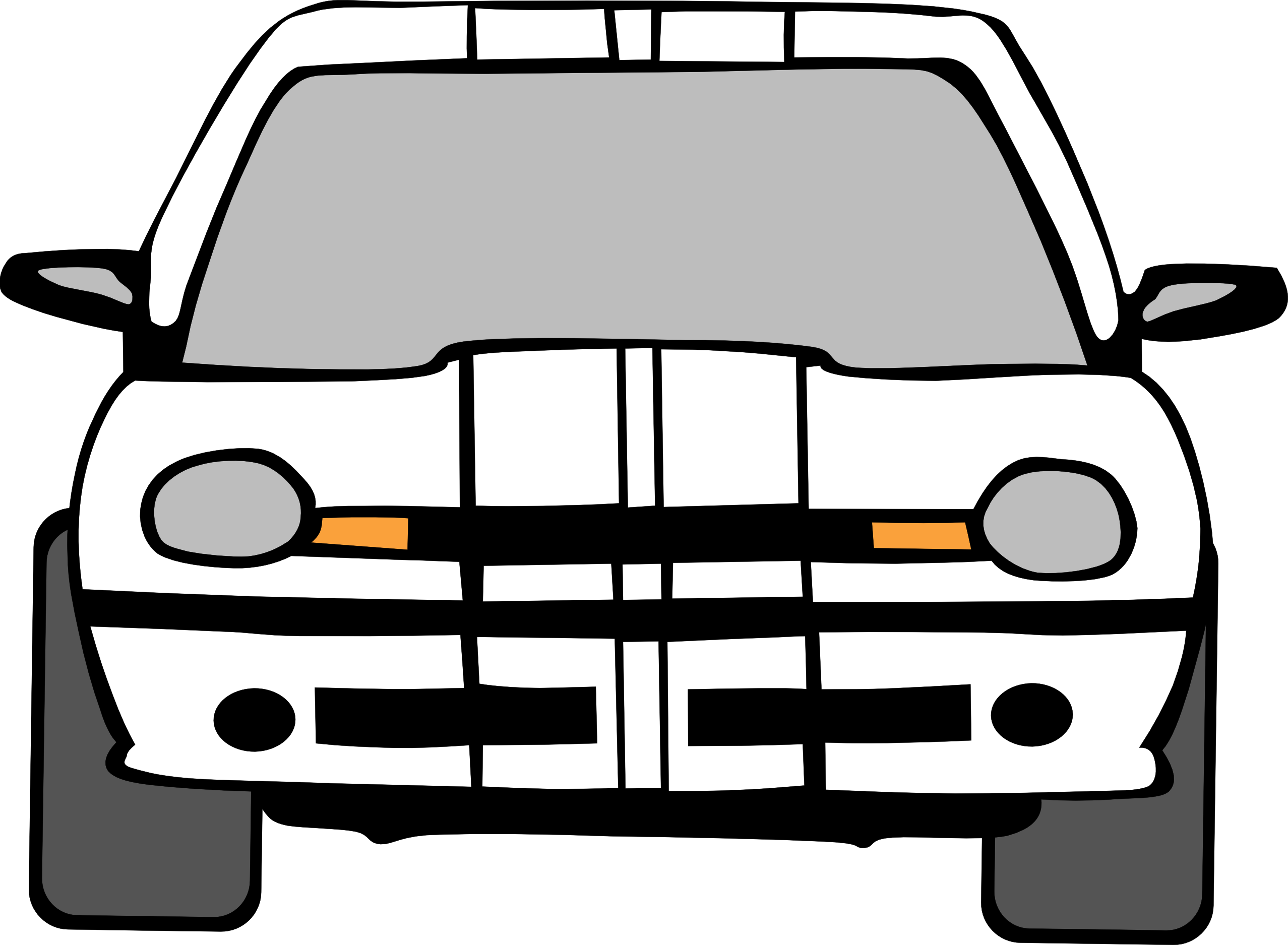 Car Line Art - Cliparts.co