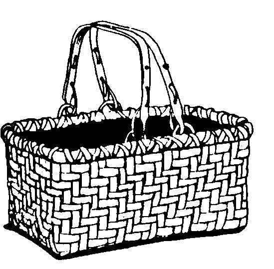Art Basket Images : Pictures of baskets cliparts