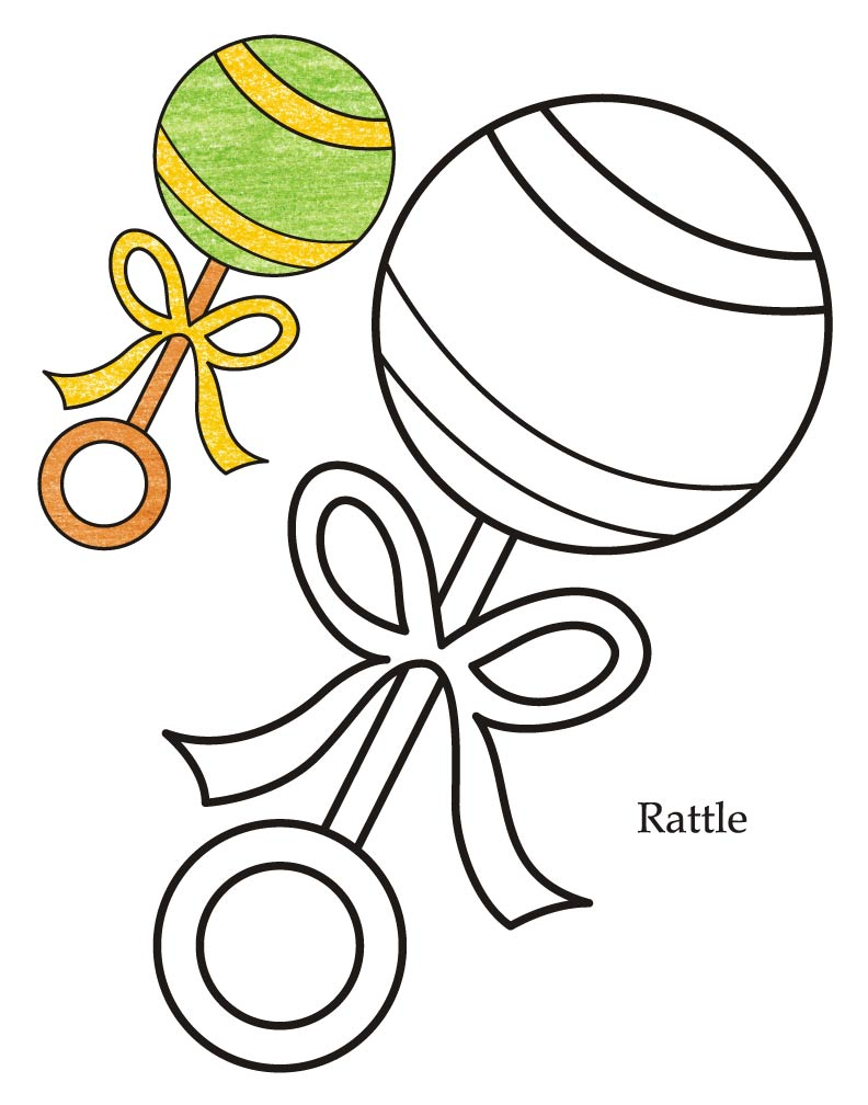 Pop Art Coloring Pages Free