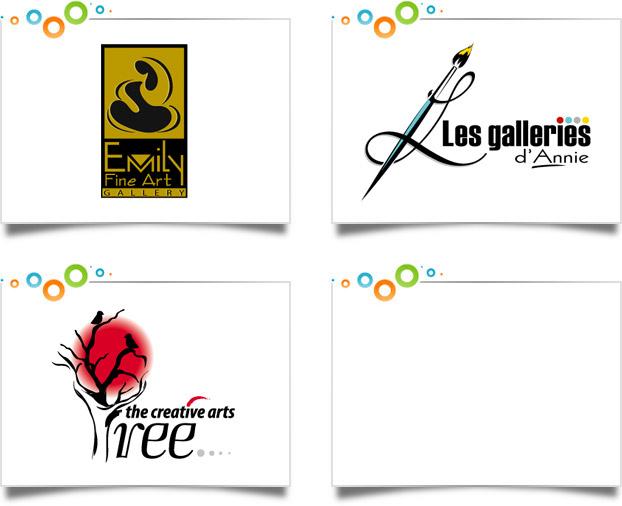 Artist logo design ideas