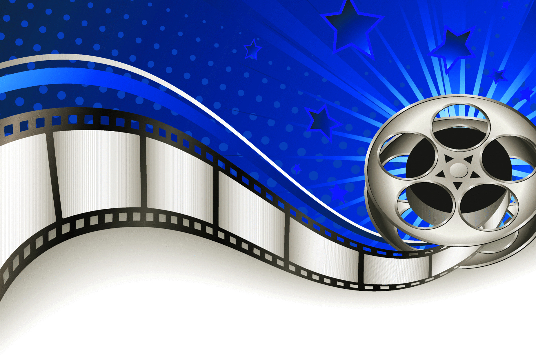 Movie background designs