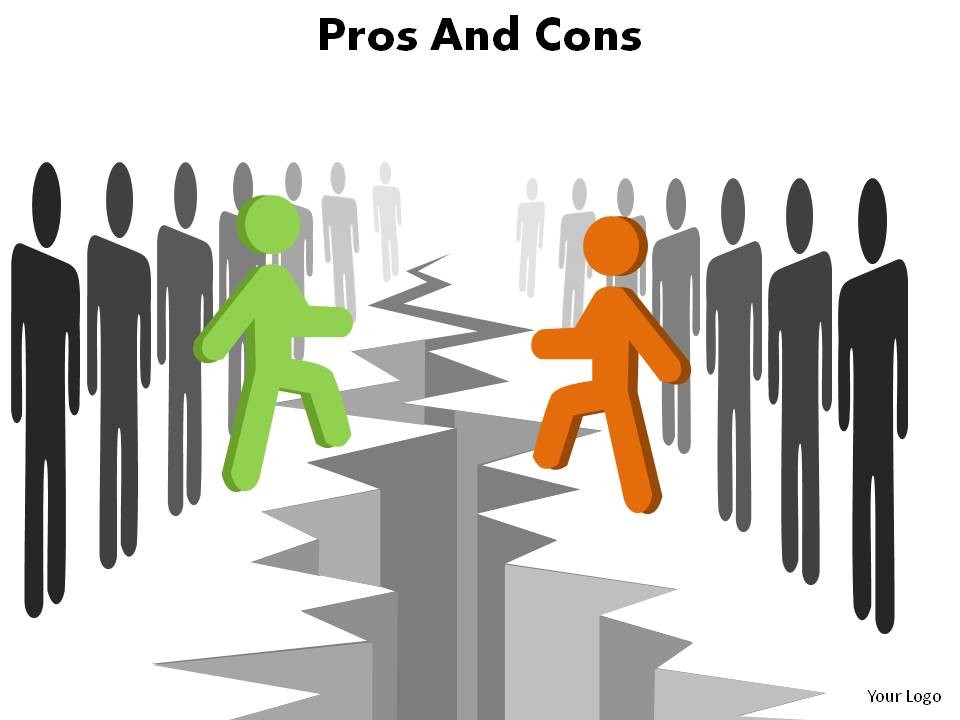 pros and cons ppt slides presentation diagrams templates ...