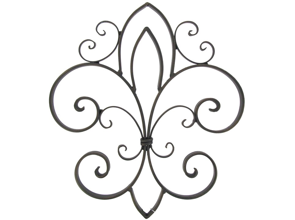 fleur de lis coloring pages - photo#4