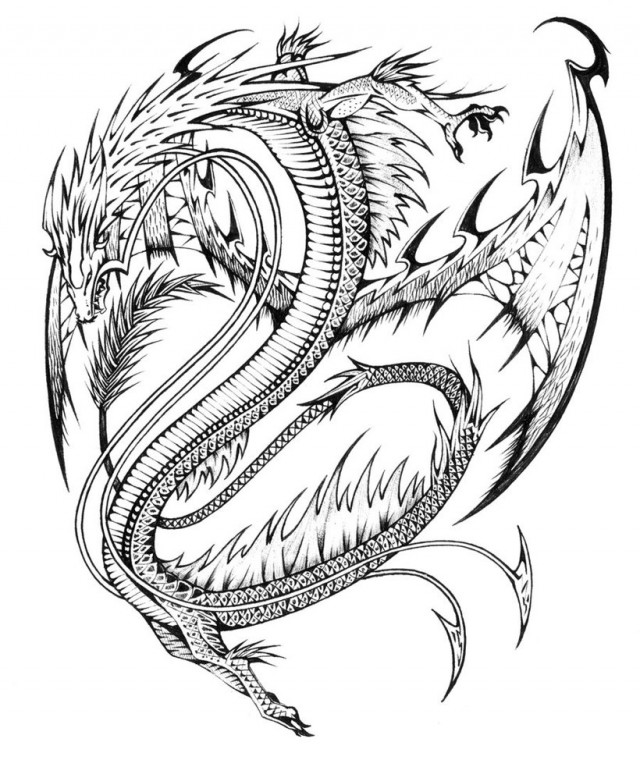 Baby Dragon Coloring Pages Clipart Best 294356 Baby Dragon