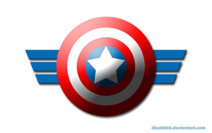Images Of A Shield - Cliparts.co Captain America Logo Clip Art