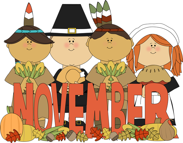 Free November Clip Art - Cliparts.co
