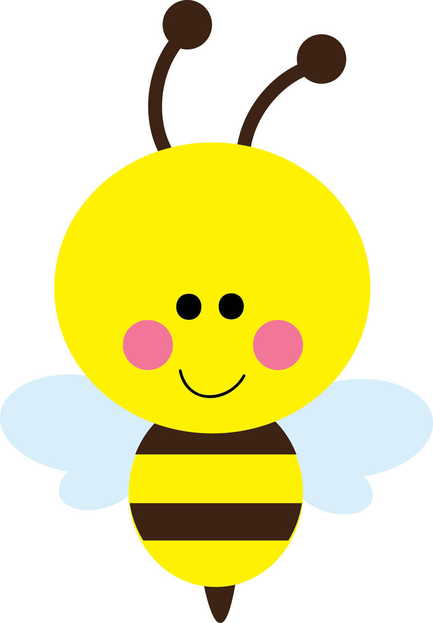 bees clipart   cliparts co