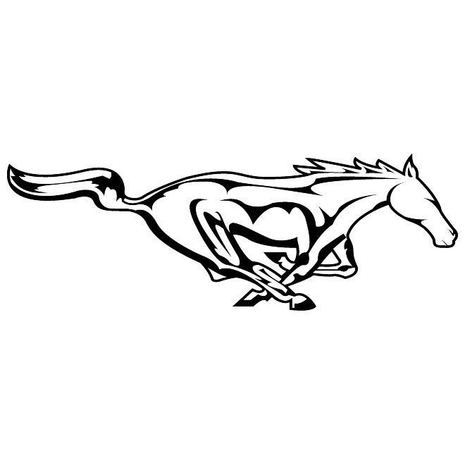 Ford Mustang Clip Art - Cliparts.co
