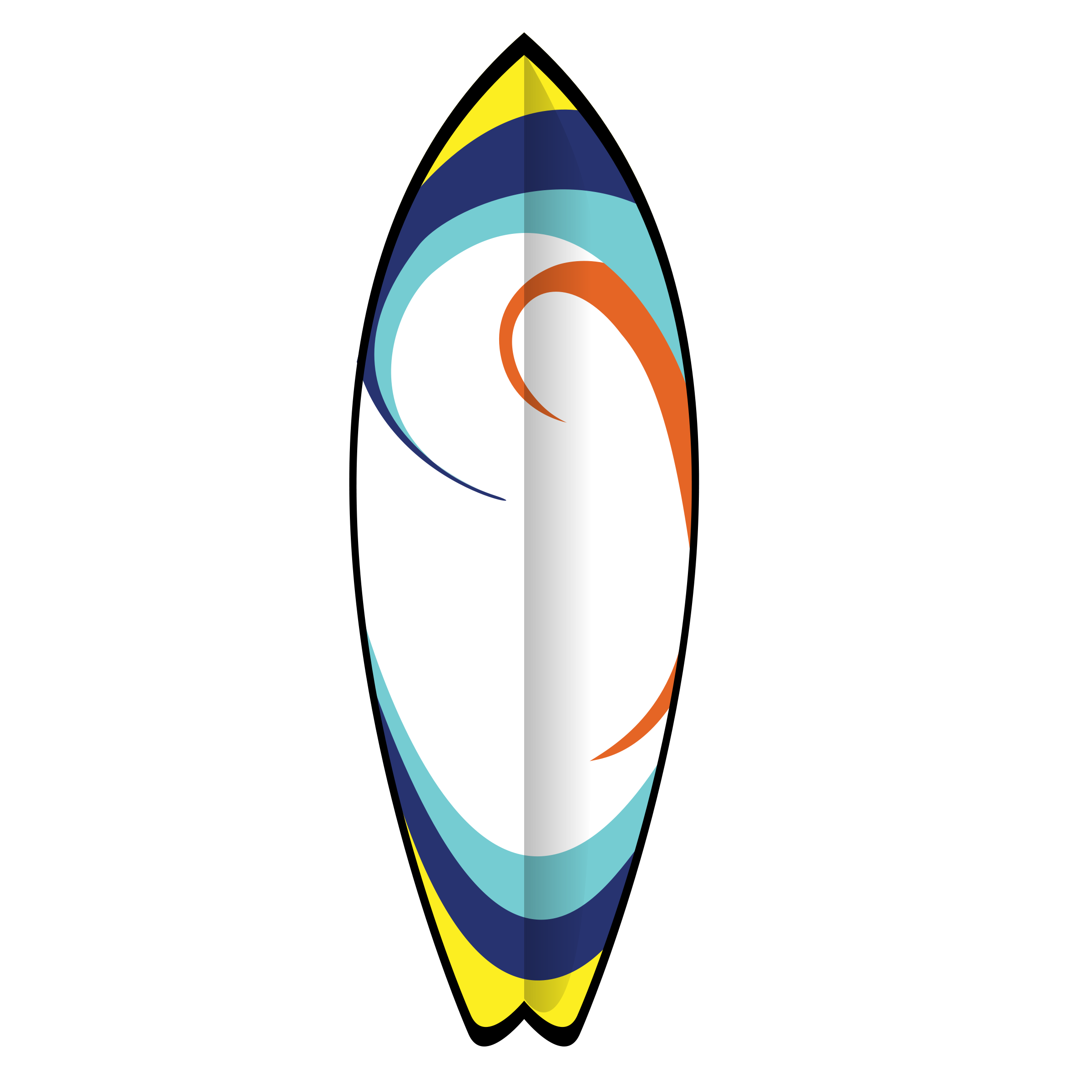Surfboard Clipart Clipart | Clipart Panda - Free Clipart Images