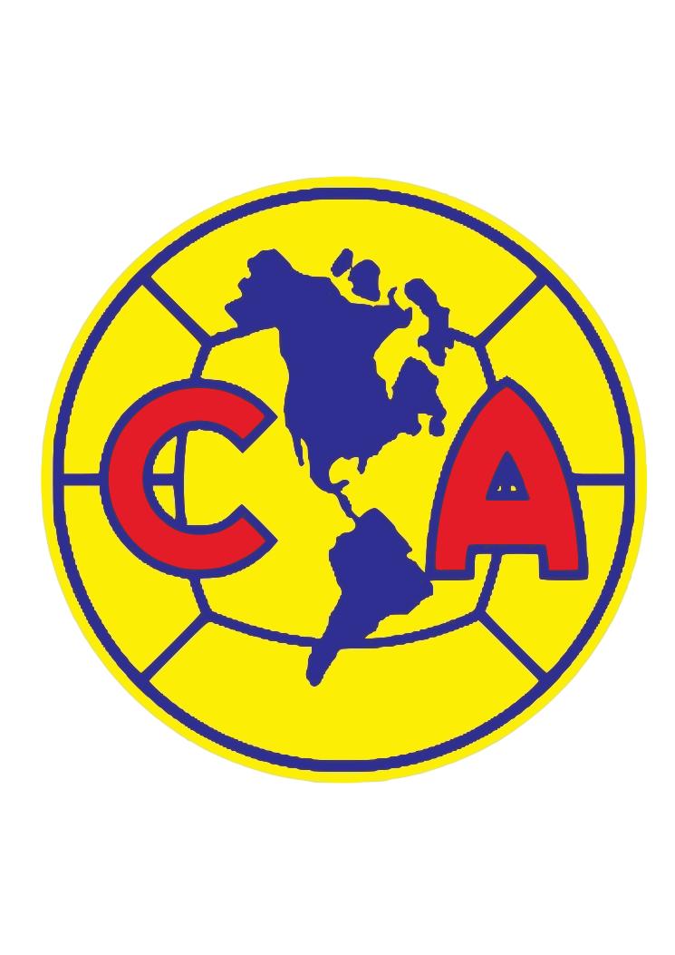 logotipo del america cliparts co club america logo transfer for cricut club america logo png