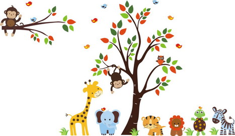 Baby Animals Cartoon Pictures Clipartsco