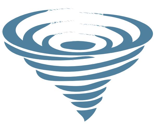 Hurricane Clipart Wind clip art - vector clip