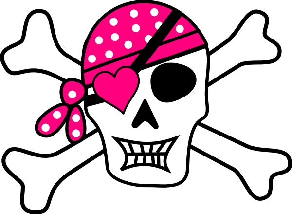 Pirate Skull Png Pirate Skull And Bones