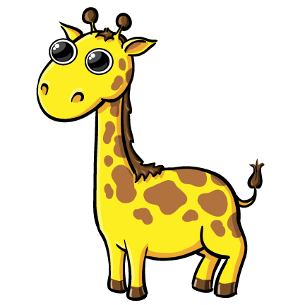 Free Clipart Zoo Animals