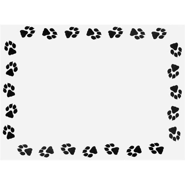 free clip art cat borders - photo #22