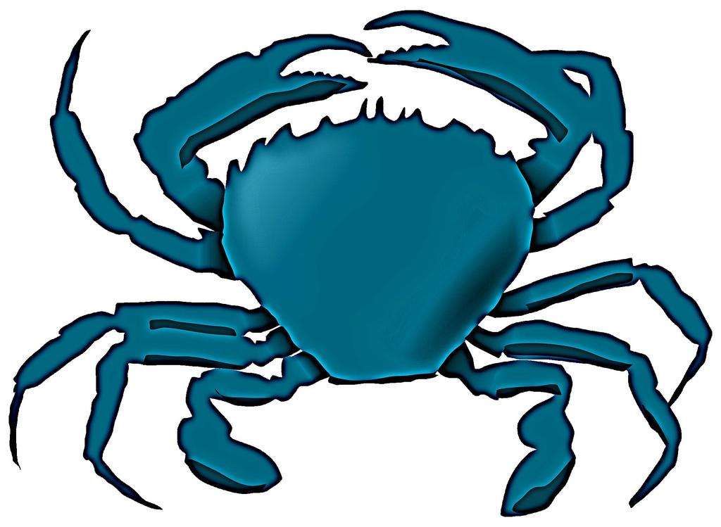 Blue Crab Clip Art - Cliparts.co
