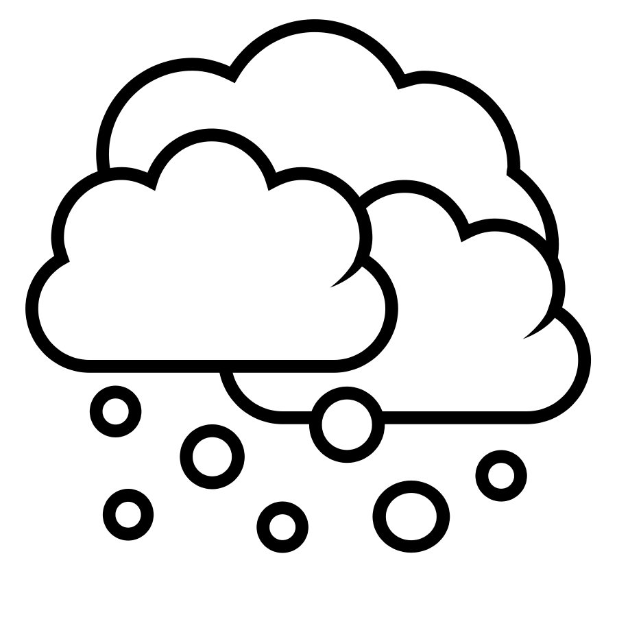 Weather Symbols Storm Clipart, vector clip art online, royalty ...